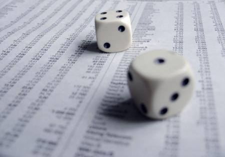 Financial-Risk-Dice