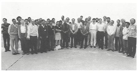 Feynman Wangerooge 1987