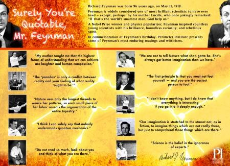 Feynman Quotes